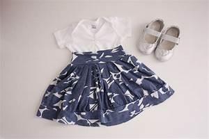Nesting Easy Baby Skirts
