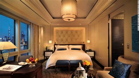 The Luxury Hotel Rooms That Don't Want You To