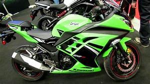2014 Kawasaki Ninja 300 Abs Se Walkaround
