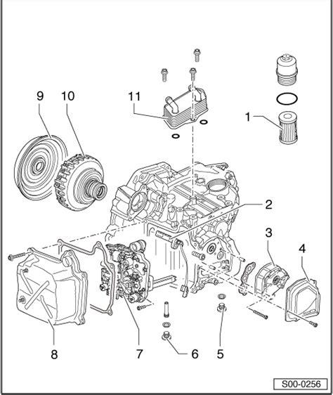 Skoda Transmission Diagram skoda workshop manuals gt yeti gt power transmission