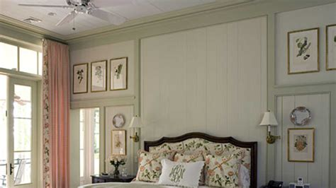 Bedroom Decorating Ideas Southern Living by Wood Wall Treatments Master Bedroom Decorating Ideas