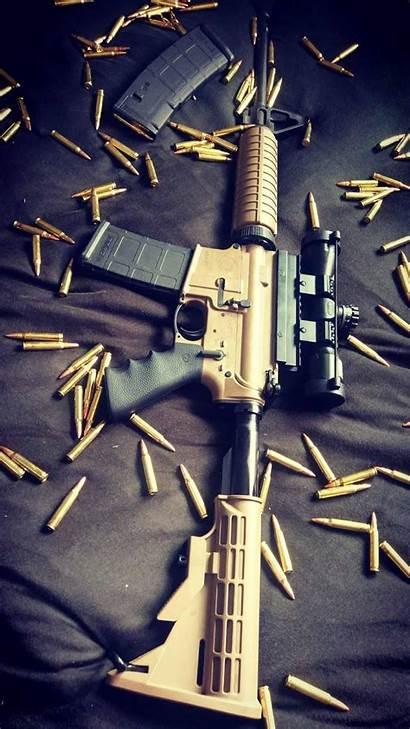 Gun Wallpapers 4k Ar Ultra Weapon Guns