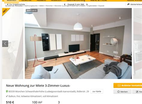 Wohnung Mieten München 3 Zimmer by Wohnungsbetrug Davidjhon080 Gmail David