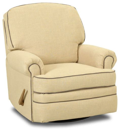 stanford swivel gliding recliner chair modern rocking