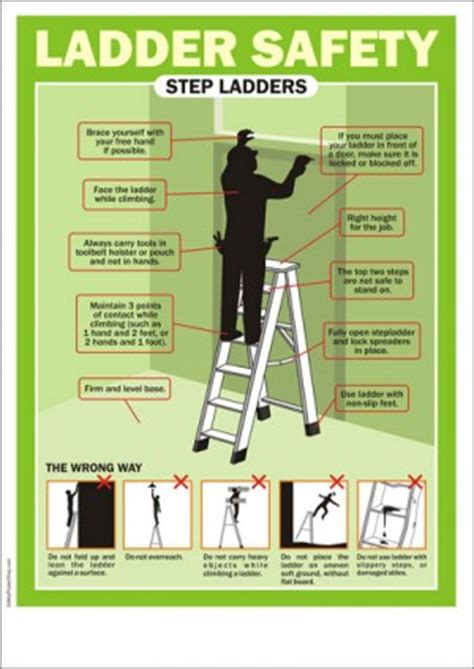 ladder safety quotes quotesgram