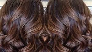 Balayage Braun Rot : 20 balayage des cheveux de la couleur des id es la blonde brune de caramel et de reflets ~ Frokenaadalensverden.com Haus und Dekorationen