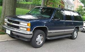 1998 Chevrolet Suburban Vin Number Search