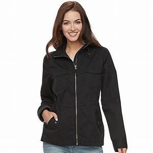 Women 39 S Sonoma Goods For Life Utility Jacket