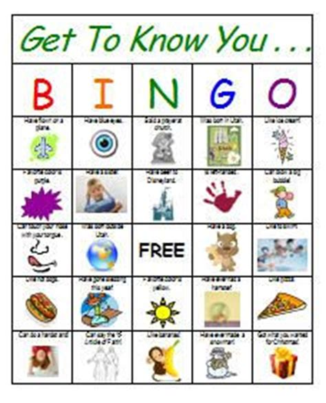getting to know you preschool activities 1000 images about children s church on bingo 808