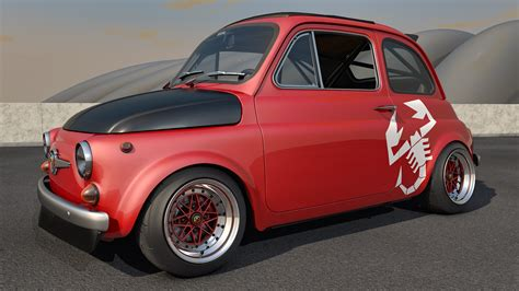 Fiat Abarth 595 by 1968 Fiat Abarth 595 By Samcurry On Deviantart