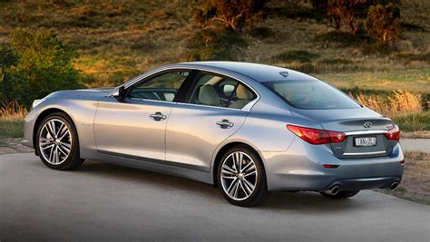 Infinity Q50 Review by 2014 Infiniti Q50 Review Carsguide