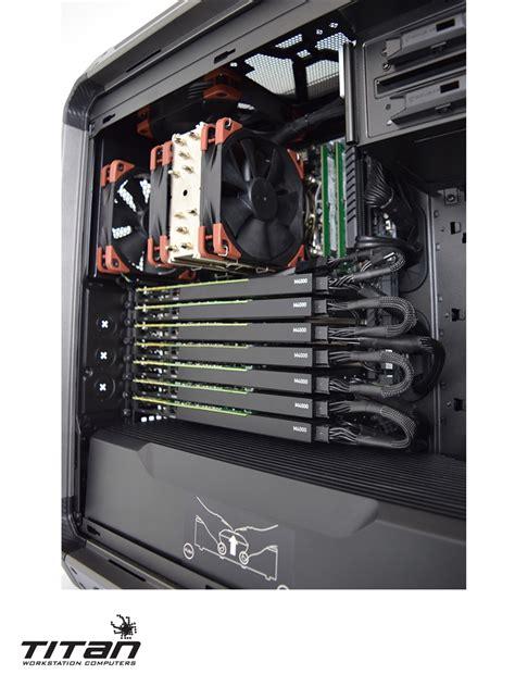 gpu e5 xeon octane workstation intel liquid 2630 sata core cpu x199 v4 2tb internal pc cuda usb