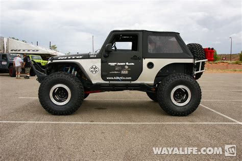 badass 2 door jeep wrangler ad art 39 s stretched 2 door jk