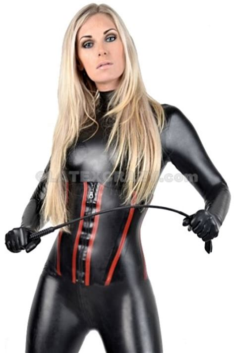 latex corsage matching   catsuit   measure