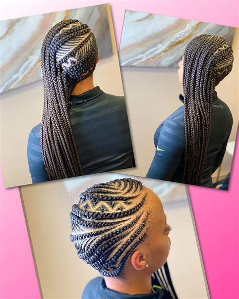 Hair Styles Using Braids