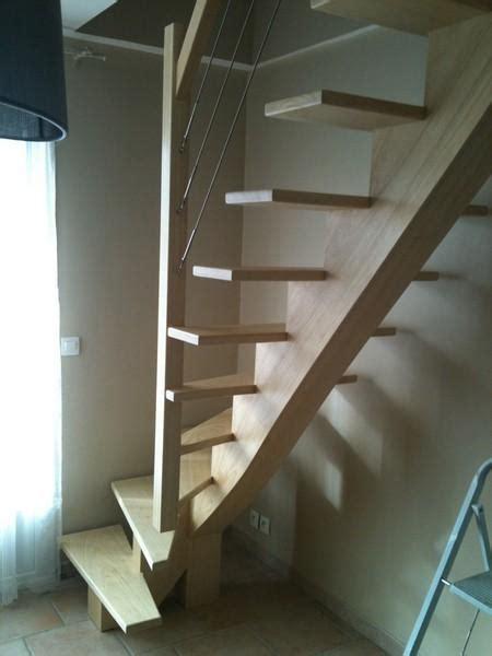 escalier quart de tour obasinc