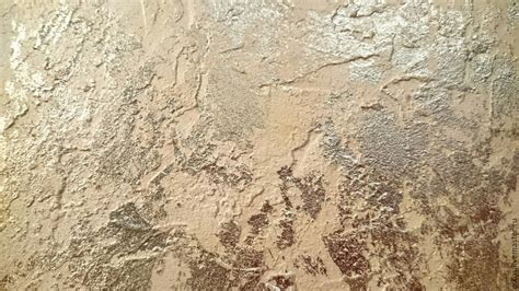 Textured Plaster With A Torn Petal Luxury Loft Country