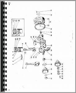 Zetor 6245 Tractor Parts Manual