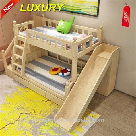 lit superpose enfant pas cher zc06 usine prix pas cher enfants lit superpos 233 avec toboggan lit d enfant id de produit