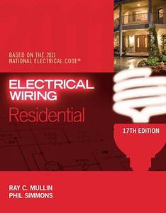 Electrical Wiring Residential 17th Edition The Plans
