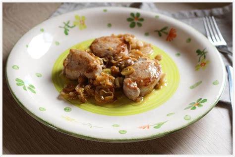 filetto di maiale come cucinarlo filetto di suino con cipollotti come cucinarlo chizzocute