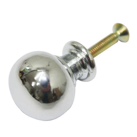 kitchen cabinet pull knobs 1 x chrome mini 23mm knob furniture kitchen chests 5672