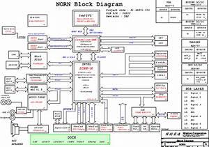 Hp Compaq 2710p Notebook Schematic Diagram Norn   U2013 Laptop