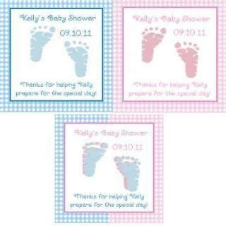 You can use them to create thank you notes for your baby shower guests. Free Baby Shower Favor Tags Templates for Owl themed Baby ...