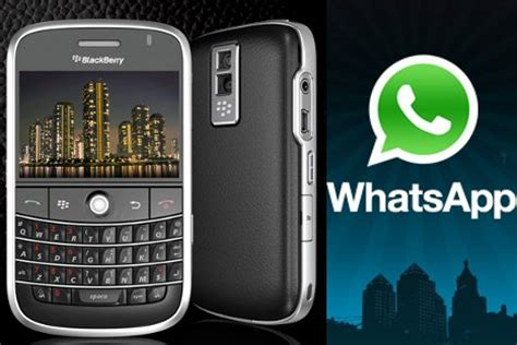 como descargar whatsapp  blackberry portal hoy