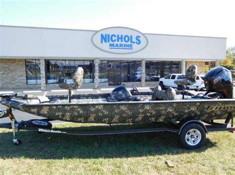 Triton Boats Longview Tx by 2017 Triton 18 Ctx Camo Longview Boats