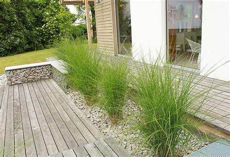 Kiesbeete Im Garten by Kiesbeet An Der Terrasse Garten Gestalten Ideen Fr Ihren