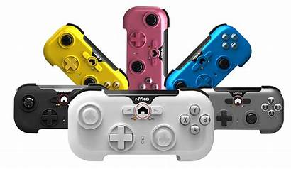 Android Playpad Nyko Manette Bluetooth Manettes Une