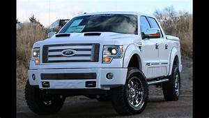2014 F150 Ftx By Tuscany White