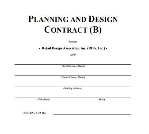 interior design contract template 11 interior design contract templates to for free