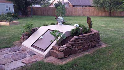 storm shelter landscaping outdoors ii pinterest
