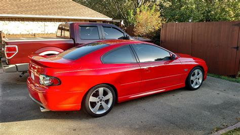 Ls2 6.0l / 400+hp Automatic Red/red