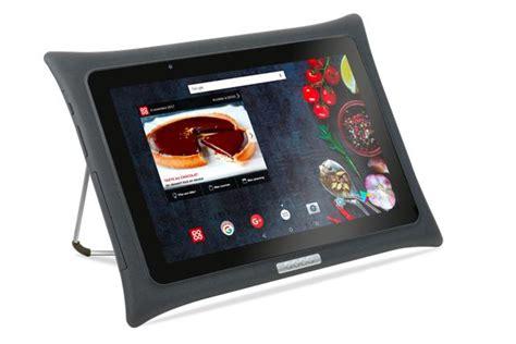tablette de cuisine qooq la tablette qooq la seule tablette android qui s