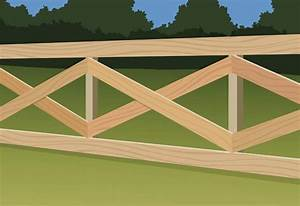 How To Build a Post-and-Rail Fence at The Home Depot