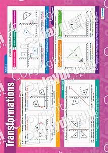 Transformations  U2013 Maths Poster