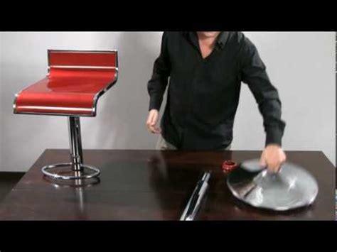 chaise de bar castorama notice de montage tabouret de bar wave