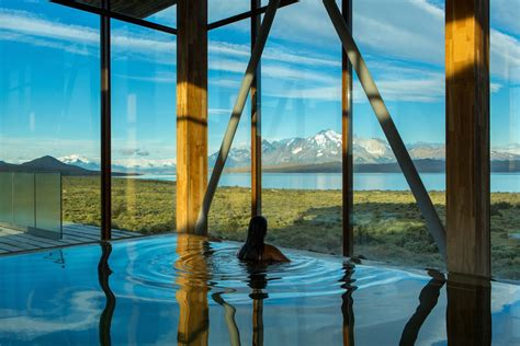 Hotel Tierra Patagonia by Tierra Patagonia Hotel Tour Torres Paine Andean Trails
