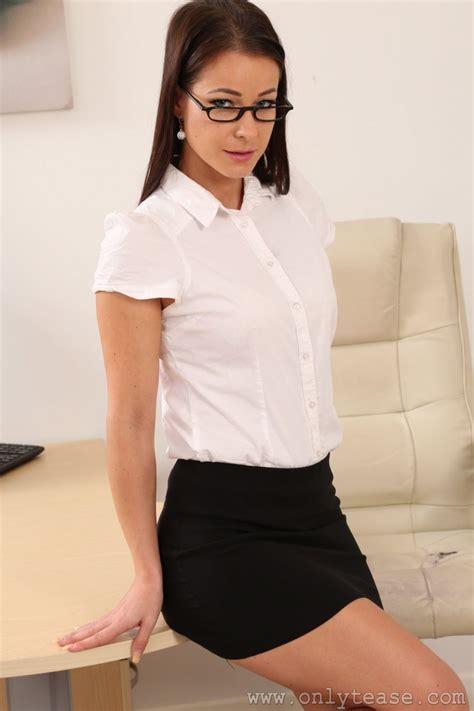 Onlysecretaries Onlytease Kristina Hot Cute Lovely Sexy Girlssex Woman