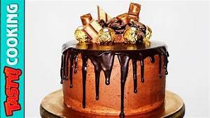 ULTIMATE CHOCOLATE CAKE Recipe 🍰 How To Make Moist ...