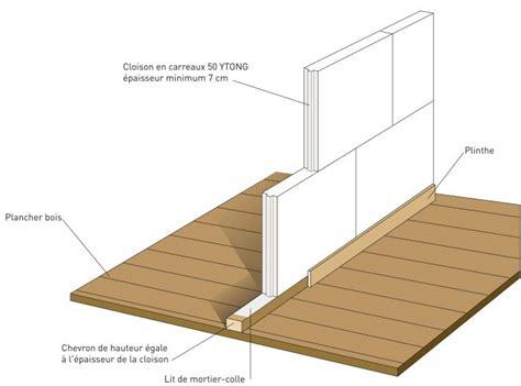 peut on poser du carrelage sur un plancher bois maison design lcmhouse