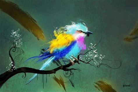 photos cuisine contemporaine tableau design oiseau izoa
