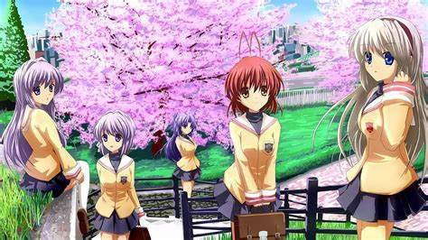 Clannad Anime Wallpaper - clannad wallpapers 183