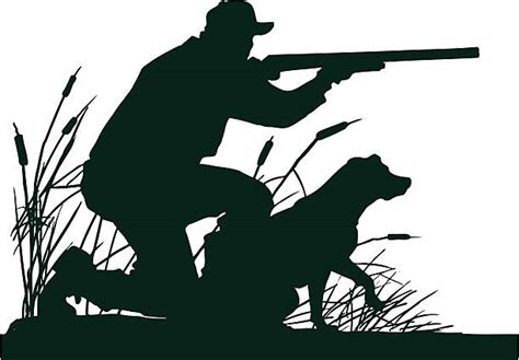 Top Bird Hunting Clip Art, Vector Graphics And