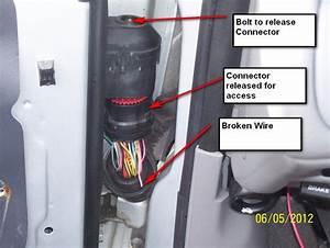 2003 Power Windows Do Not Work