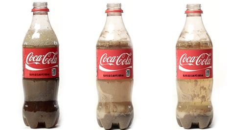 coca cola without coloring coca cola without coloring