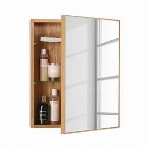 Alibert Spiegelschrank Ikea : spiegelschrank slimline eiche natur interior bathroom and kitchen ideas pinterest ~ Markanthonyermac.com Haus und Dekorationen